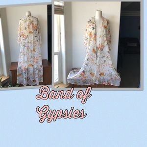 Band of Gypsies duster